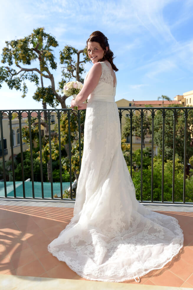 Mark & Andrea - Wedding in Sorrento