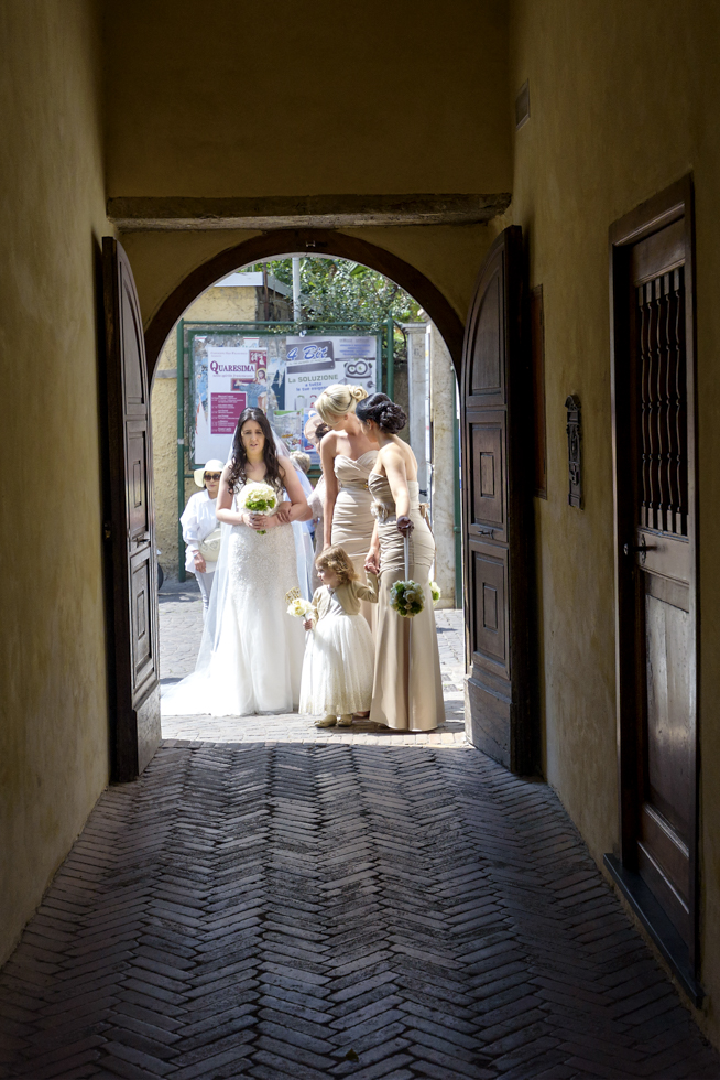 Steven & Pamela - Wedding in Sorrento