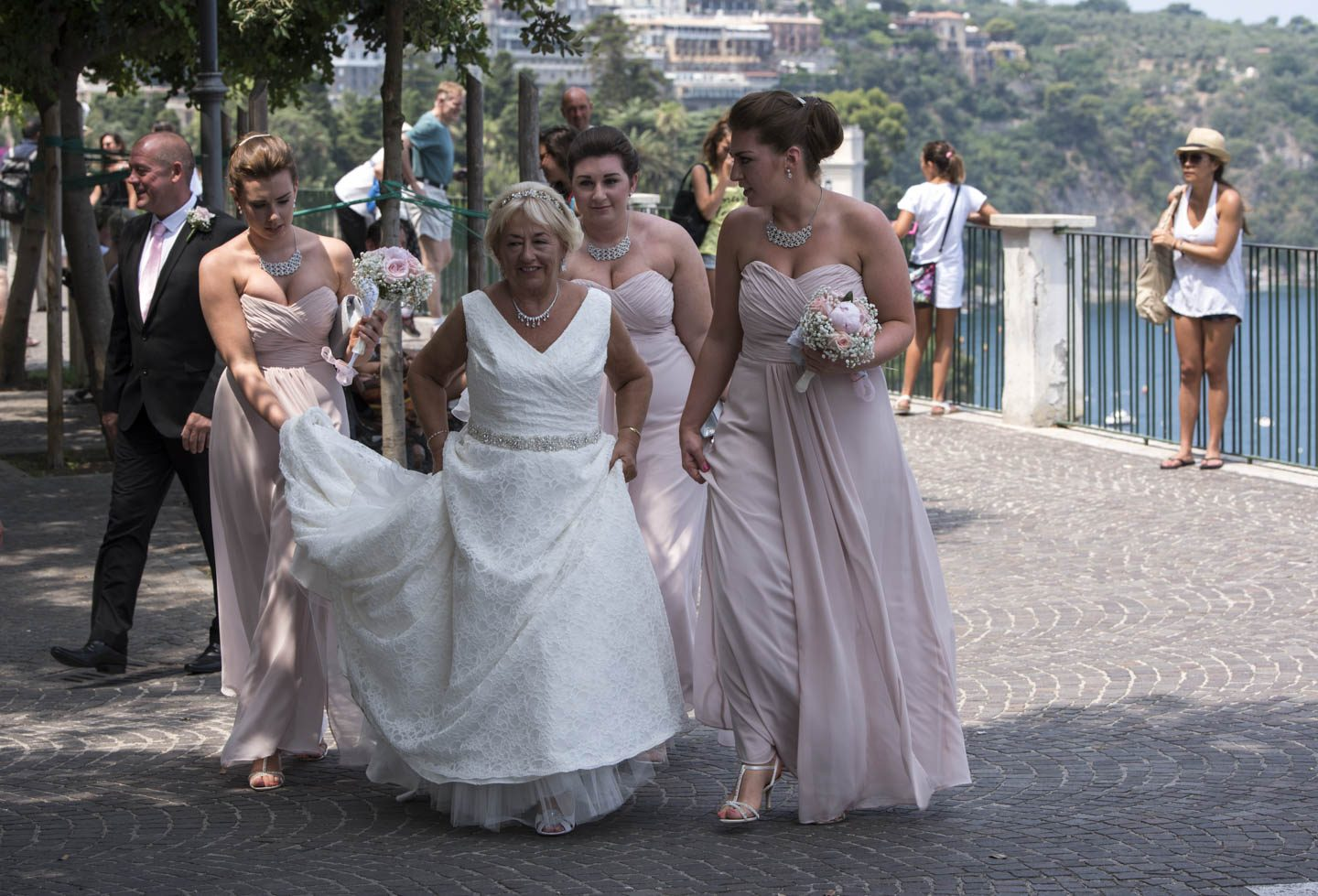 Neil Sue Wedding in Sorrento
