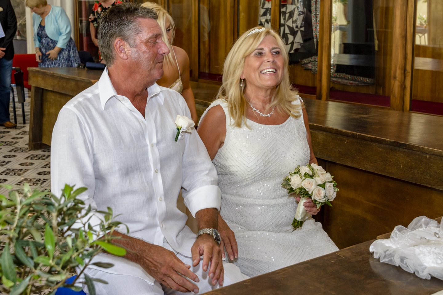 Paul & Lynne - Wedding in Amalfi